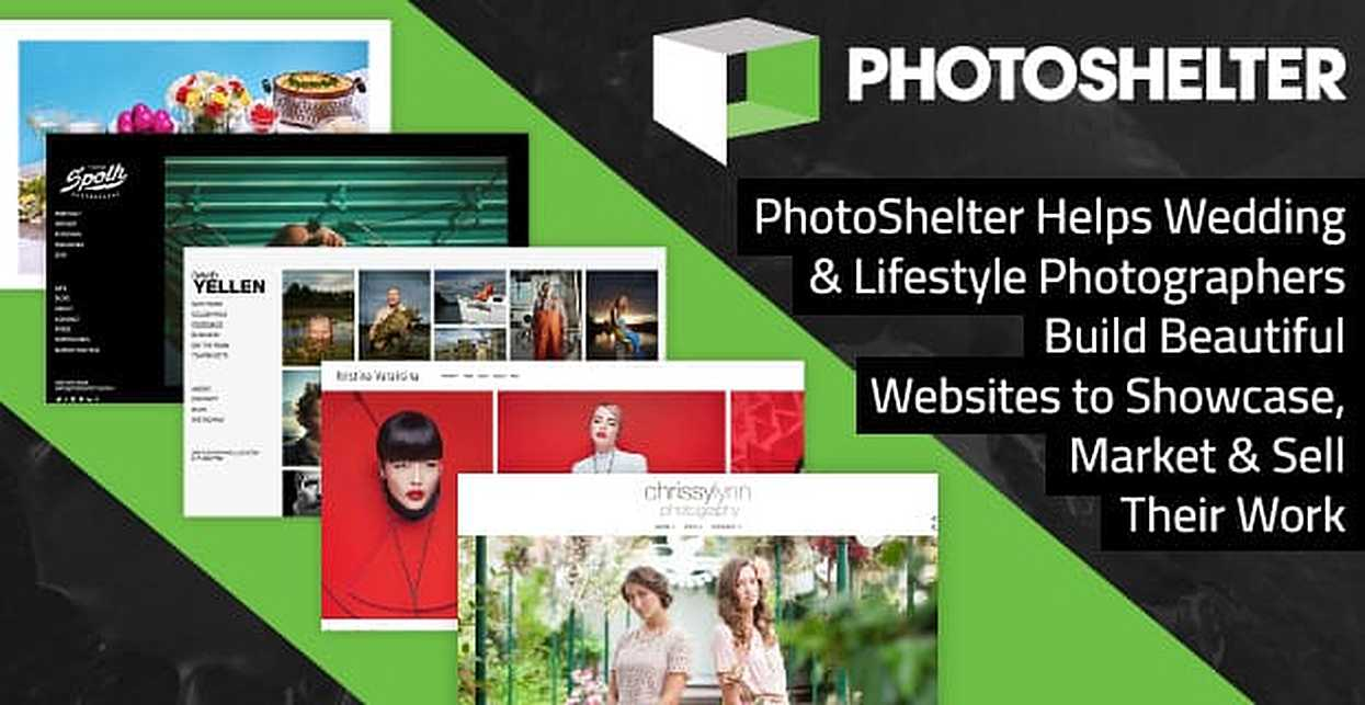 PhotoShelter Helps Wedding & Lifestyle Photographers Build Beautiful Websites to Showcase, Market & Sell Their Work
