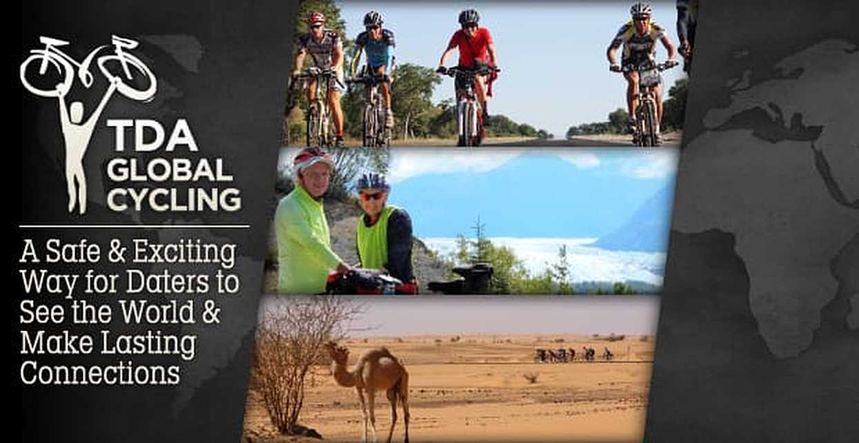 TDA Global Cycling: A Safe & Exciting Way for Daters to See the World & Make Lasting Connections