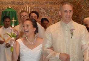 Photo of Anna and Mike who met on CatholicSingles