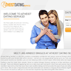 Atheist Dating Webseite