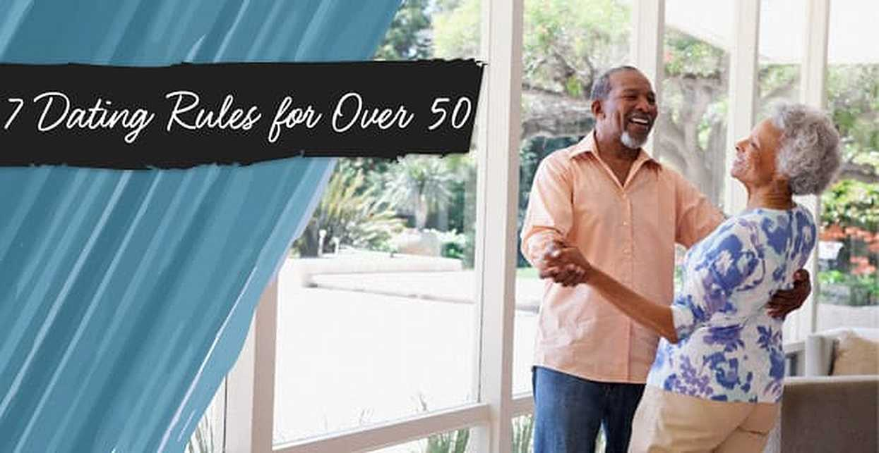 over 50 dating advice