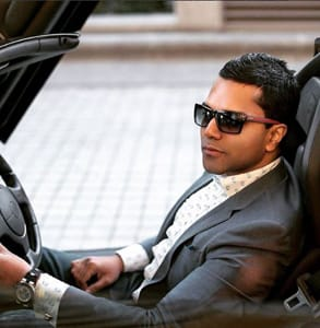 Photo of Sangeeth Segaram, Founder and CEO of Supercar Dating