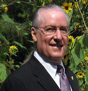 Photo of Larry James, relationship coach and wedding officiant