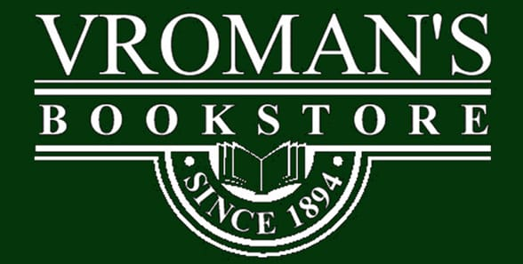Photo of the Vroman's Bookstore logo
