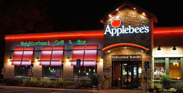 Photo of an Applebee's restaurant