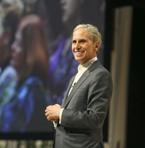 Photo of Bob Roth, Chief Executive Officer of the David Lynch Foundation