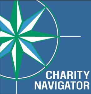Photo of the Charity Navigator logo