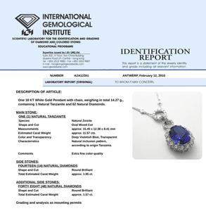 The International Gemological Institute (IGI) Educates