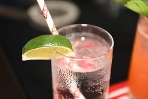 Photo of SMIRNOFF No. 21 and soda