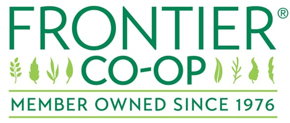 Photo of the Frontier Co-op logo