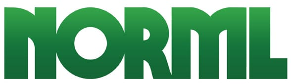 Photo of the NORML logo