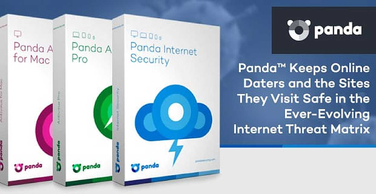 Panda™ Keeps Online Daters and the Sites They Visit Safe in the Ever-Evolving Internet Threat Matrix
