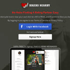 BikersNearby.com