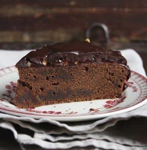 Photo of Frontier Co-op's Regal Chocolate Cake
