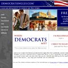 Democrat Singles