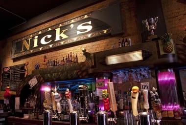 Nick's Beer Garden