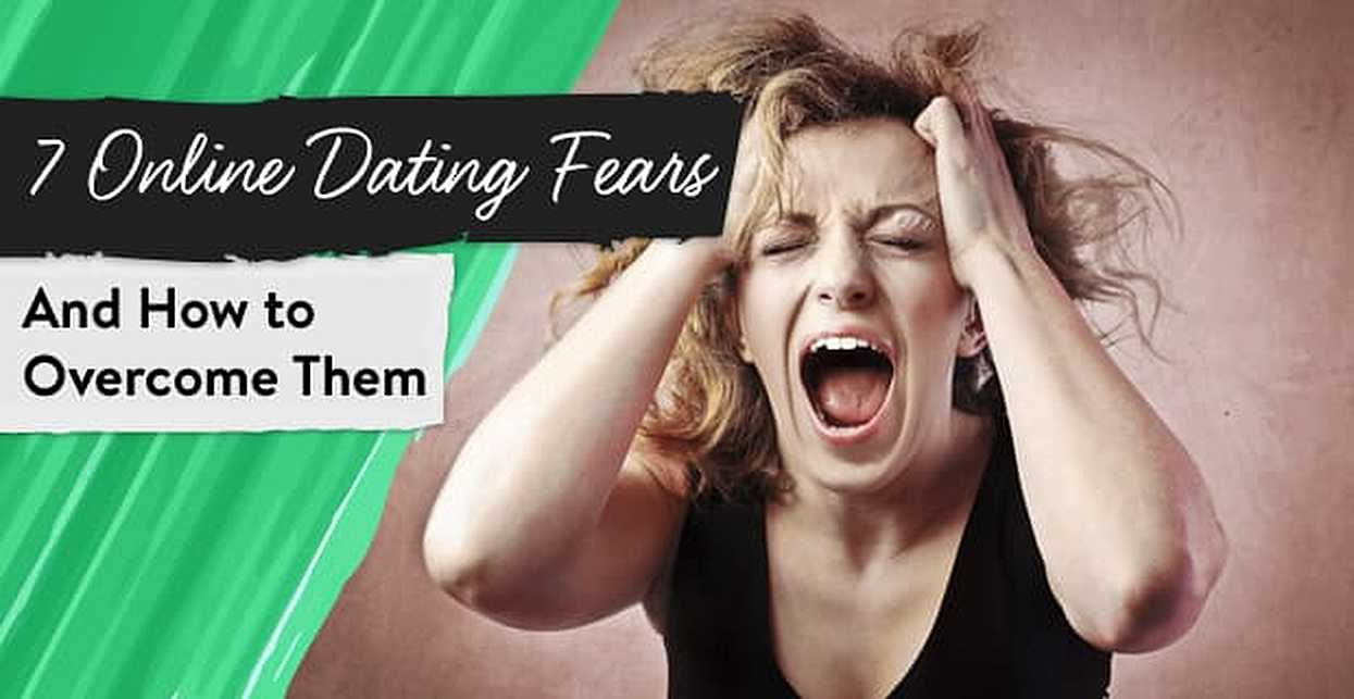 Dating website fears