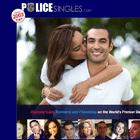 Speaking, couple with a cop hookup site are not