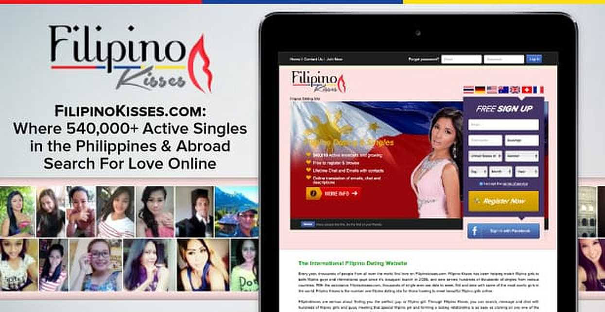 FilipinoKisses.com: Where 540,000+ Active Singles in the Philippines & Abroad Search For Love Online