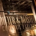 Bitter and Twisted Cocktail Parlour Logo