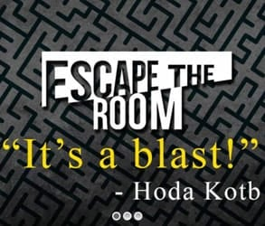 Escape the Room's logo