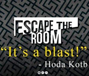 Escape the Room's logo