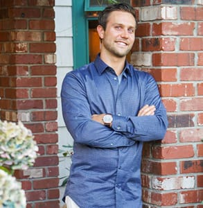 Photo of Kyle Benson, relationship coach