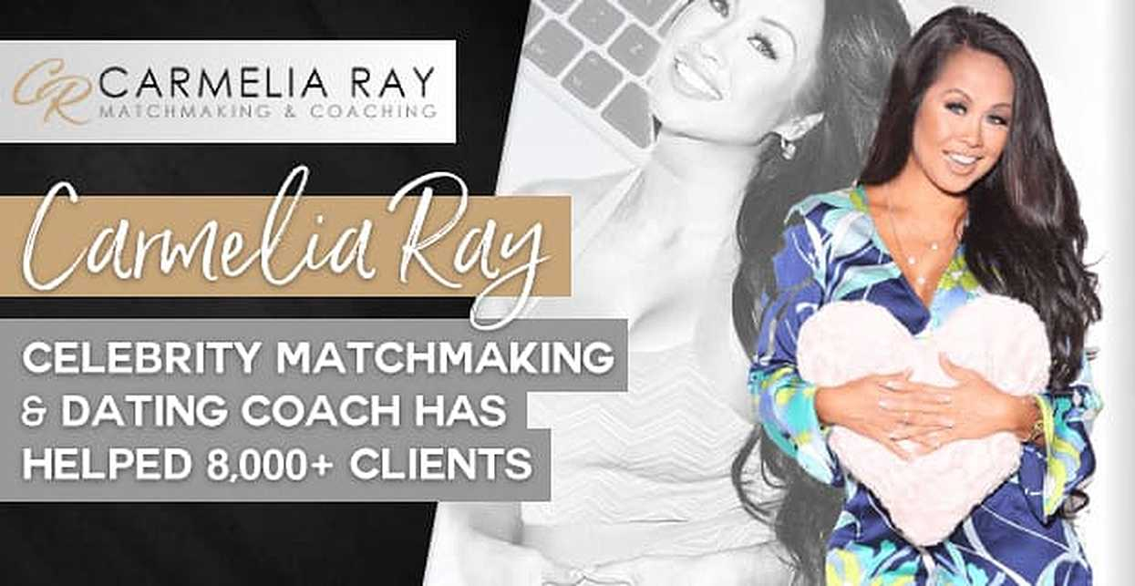 Celebrity Matchmaker & Dating Coach Carmelia Ray Has Helped 8,000+ Clients Feel Positive About Their Date Prospects