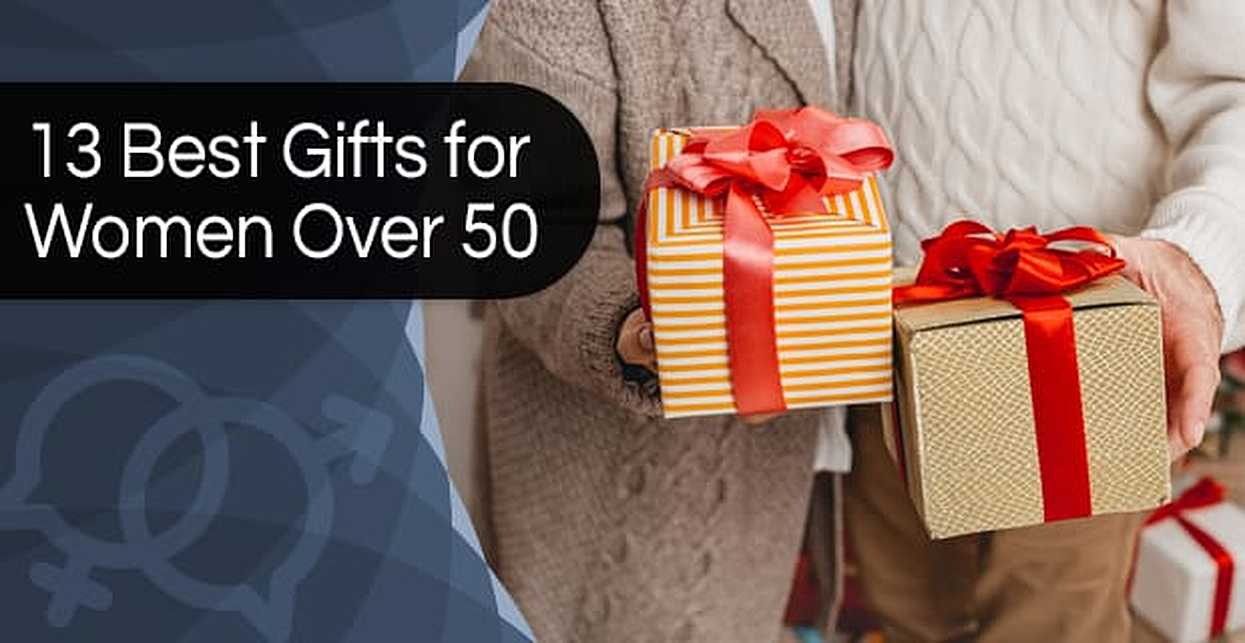 13 Best Gifts for Women Over 50 (From Anniversaries to Valentine's)