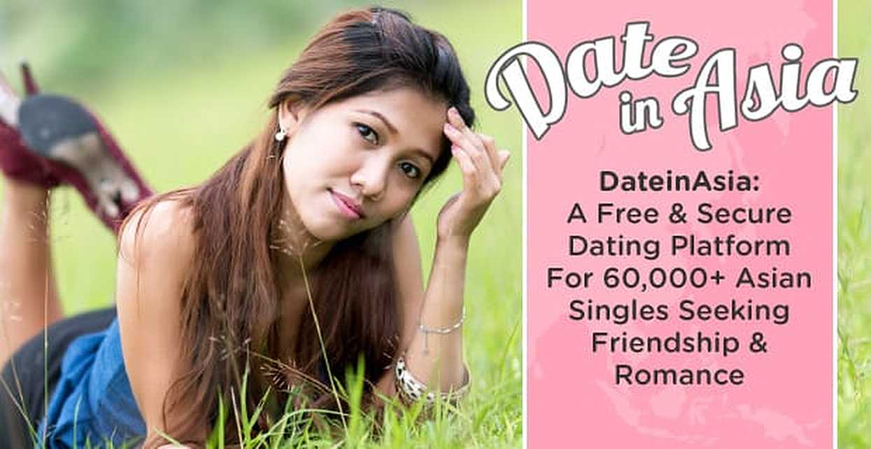 Asian singles dating site