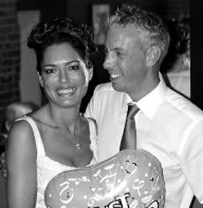 Photo of Nadia and David, who met on JustAskMeOut
