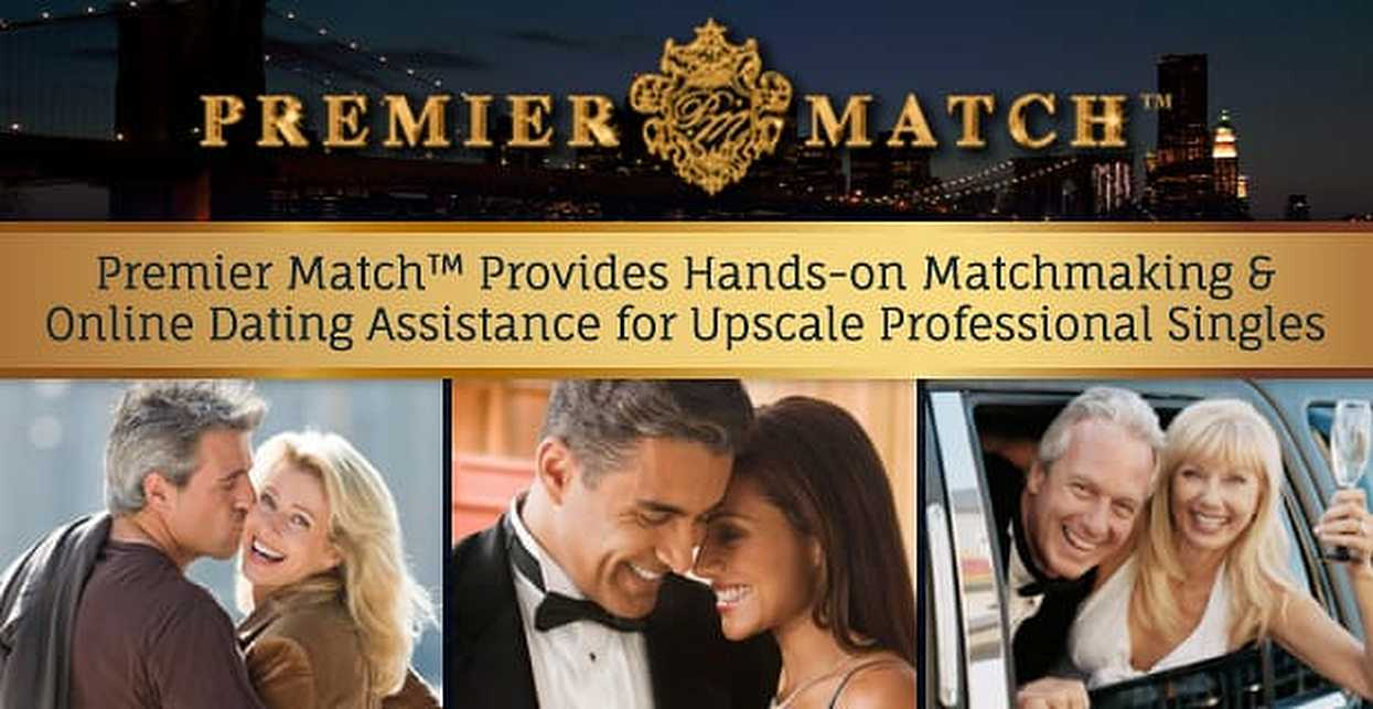 Upscale online dating sites