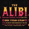 The Alibi Logo