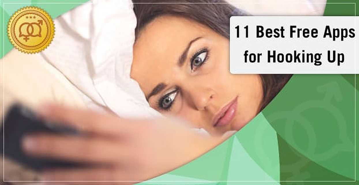 11 Best Free Apps for Hooking Up (Android & iPhone Compatible)