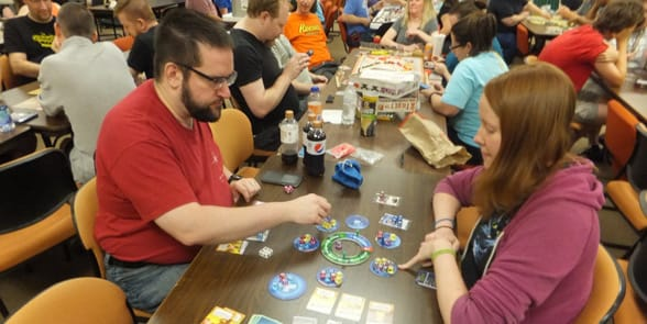 Photo of the Buckeye Boardgamers
