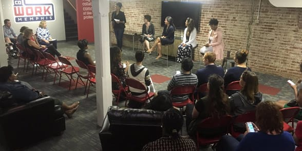 Photo of a Cowork Memphis event