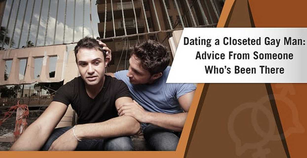 Advice from a gay guy