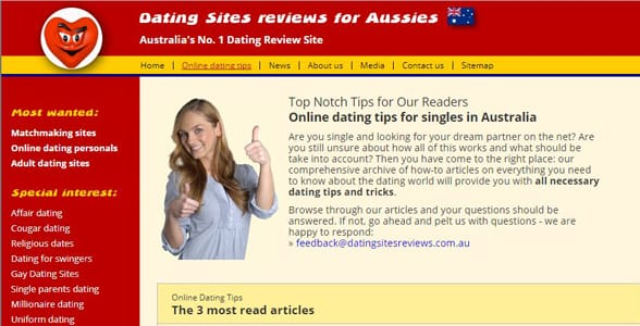 Dating-Website für australia Singles