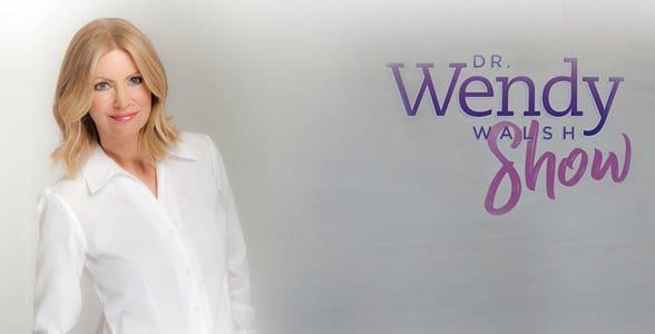 Screenshot of Dr. Wendy Walsh's homepage