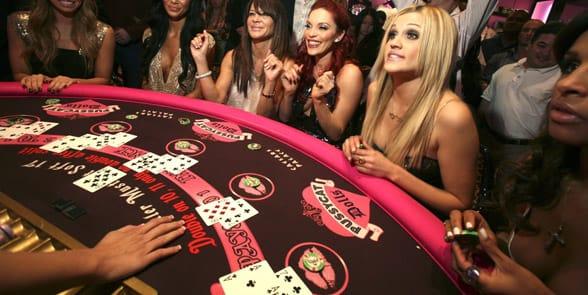 Photo of a Las Vegas casino