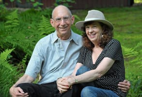 Photo of Lanie and Bud Delphin, Founders of Mass Match