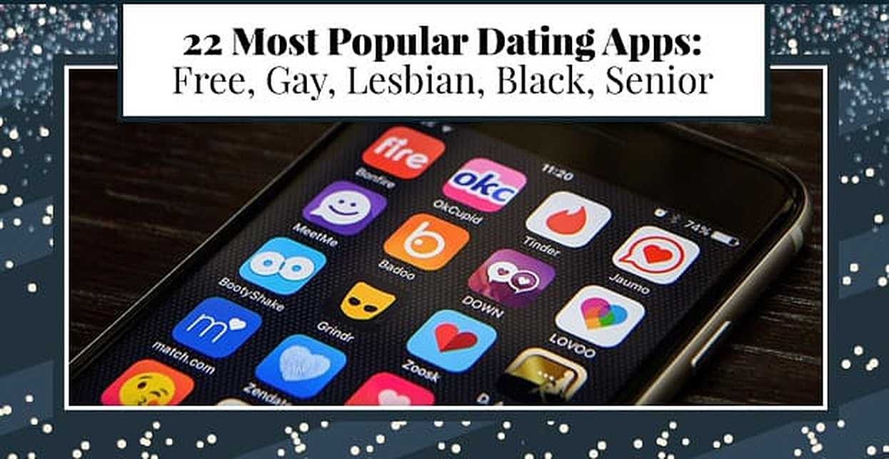 most popular gay dating apps