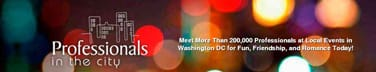 Washington, DC, Speed Dating Logo