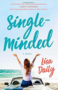 The cover of Single-Minded by Lisa Daily