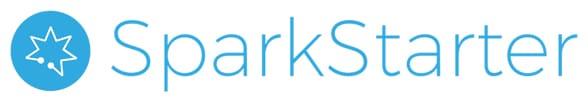 Photo of the Sparkstarter logo