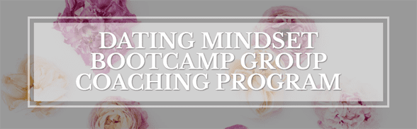 Screenshot of Veronica Grant's Dating Mindset Bootcamp logo