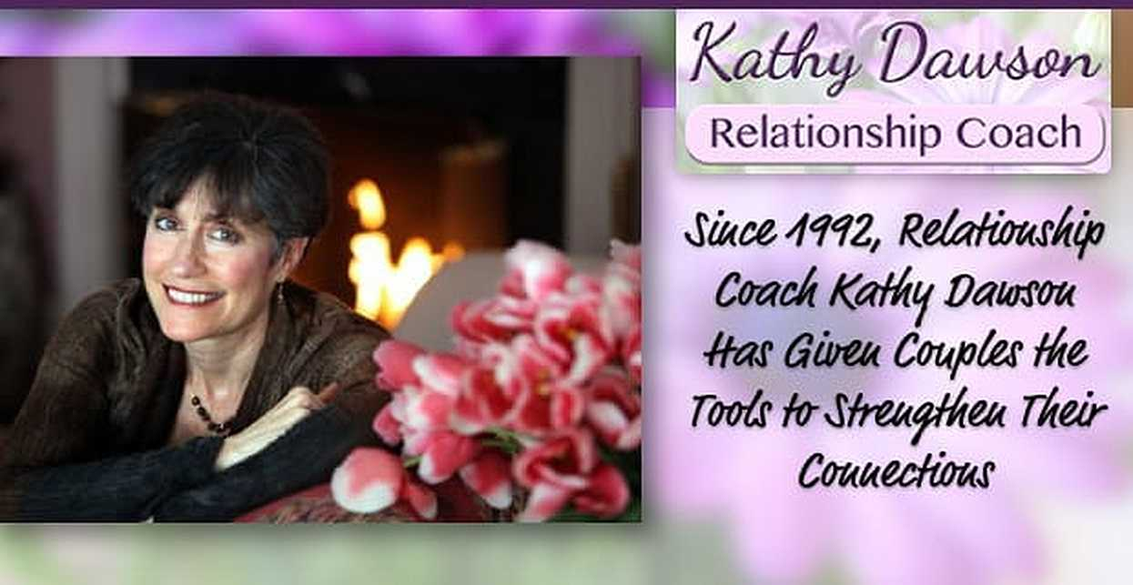 Since 1992, Relationship Coach Kathy Dawson Has Given Couples the Tools to Strengthen Their Connections