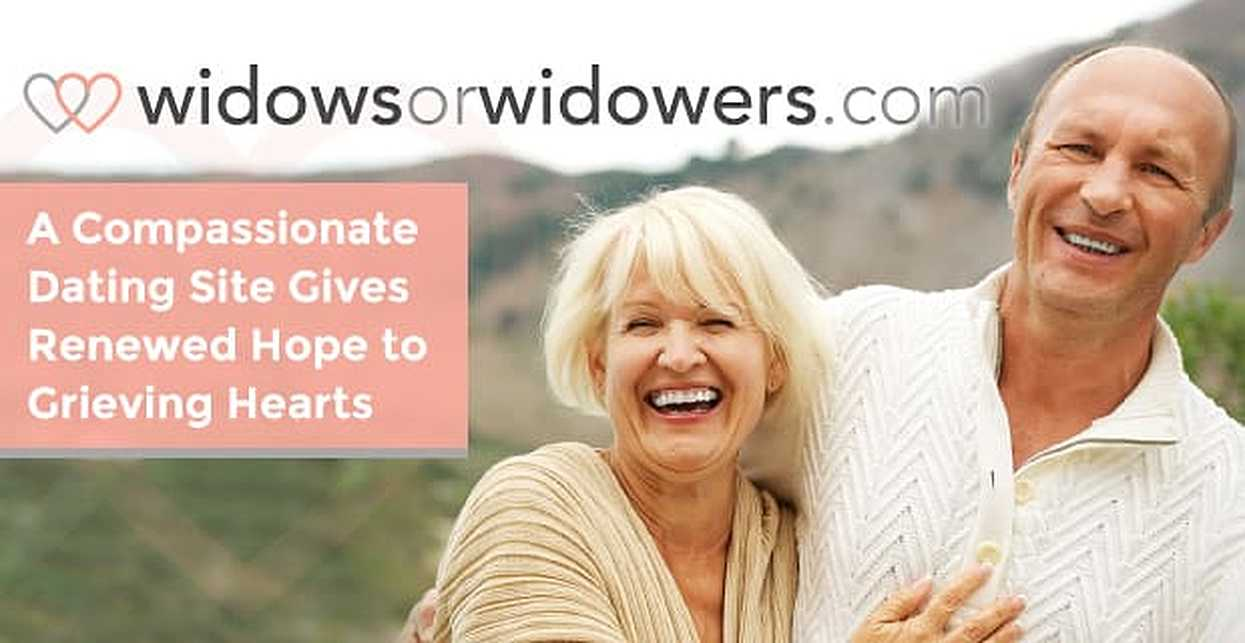 WidowsorWidowers.com: A Compassionate Dating Site Gives Renewed Hope to Grieving Hearts