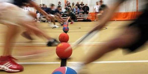 Photo of an Anchorage kickball league
