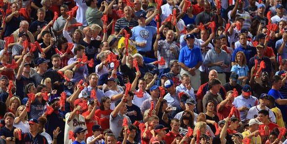 Photo of Atlanta Braves fans
